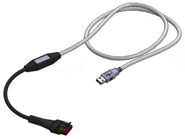 Переходник USB-ДУТ