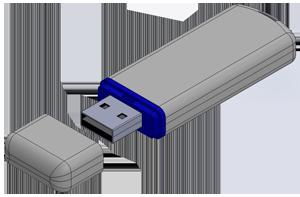 USB-Радиосчитыватель