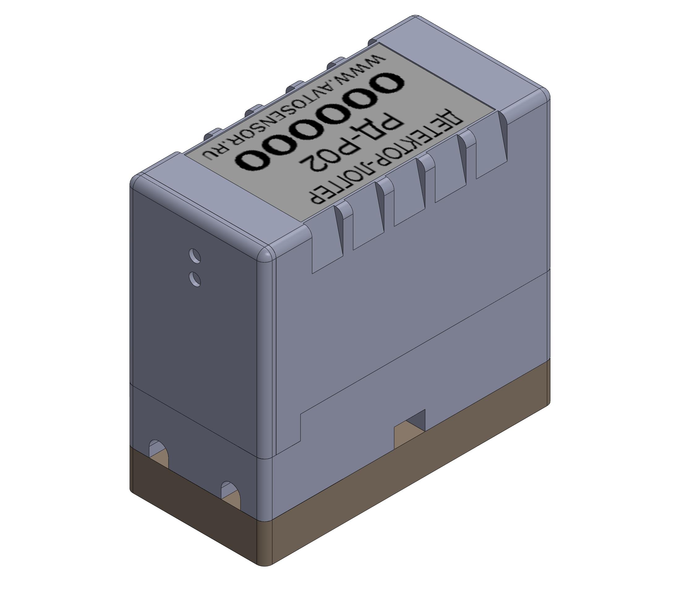 Детектор-логгер подавителя GPS/GLONASS сигнала