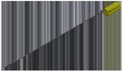 Пломба тросовая